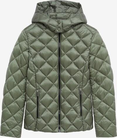 MANGO Přechodná bunda 'Blandin' - zelená, Produkt