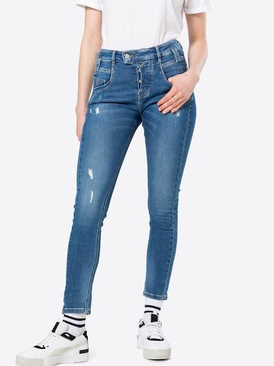 Gang Jeans 'MARGE' in de kleur Blauw denim, Modelweergave