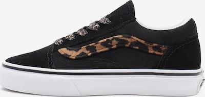 VANS Sneaker 'Old Skool' in dunkelbraun / schwarz, Produktansicht