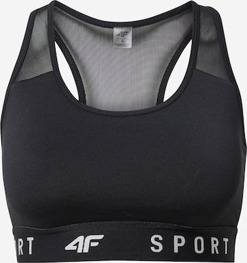 Soutien-gorge de sport 4F en noir