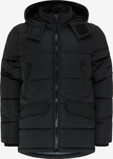 Petrol Industries Winterjacke in schwarz, Produktansicht