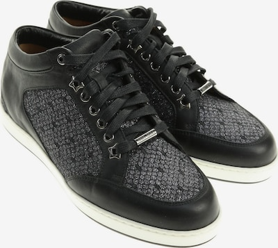 JIMMY CHOO Sneakers & Trainers in 38 in Anthracite / Black, Item view