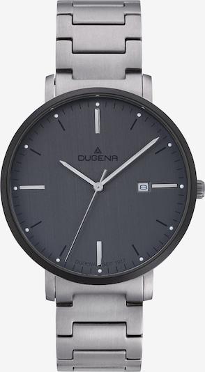 DUGENA Uhr in grau / silber, Produktansicht