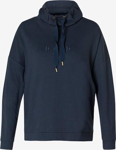 YEST Sweatshirt 'Olimpia' in dunkelblau, Produktansicht