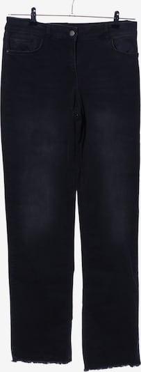 Long Tall Sally Straight-Leg Jeans in 34 in schwarz, Produktansicht