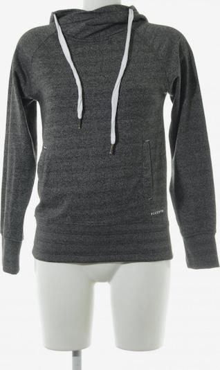 Ezekiel Kapuzensweatshirt in S in grau / dunkelgrau, Produktansicht