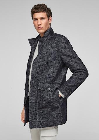 Manteau mi-saison s.Oliver en bleu