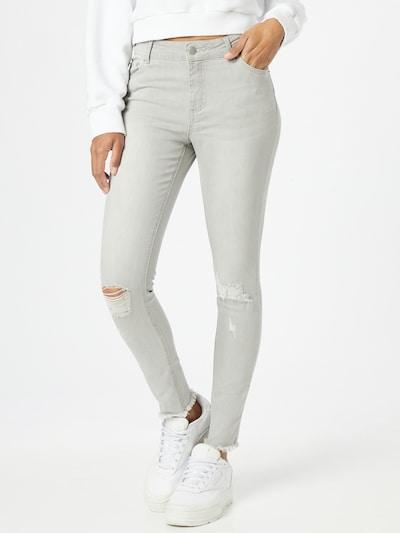Jeans 'Hedda' ABOUT YOU pe gri, Vizualizare model