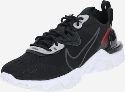 antracit / piros / fekete / fehér Nike Sportswear Rövid szárú edzőcipők 'React Vision 3M', Termék nézet
