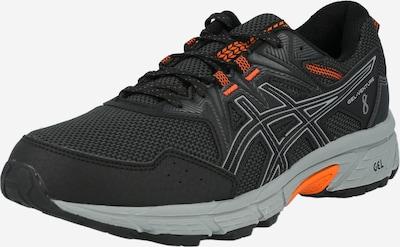 ASICS Bežecká obuv - sivá / oranžová / čierna, Produkt