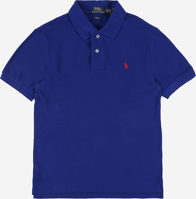 POLO RALPH LAUREN Tričko - kráľovská modrá / svetločervená, Produkt