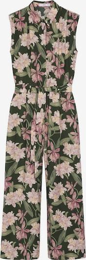 MANGO Jumpsuit 'Lula' in grün / rosa / rosé, Produktansicht