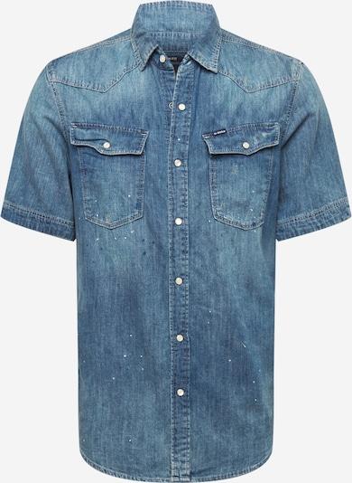 G-Star RAW Hemd in blue denim, Produktansicht