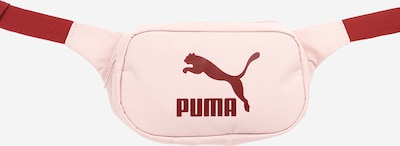 PUMA Fanny Pack in Dark pink / Burgundy, Item view