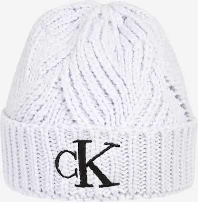 Calvin Klein Jeans Mütze 'FANTASY' in azur / schwarz, Produktansicht