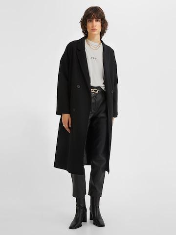 Young Poets Society Winter Coat ' Tiara loose 214 ' in Black