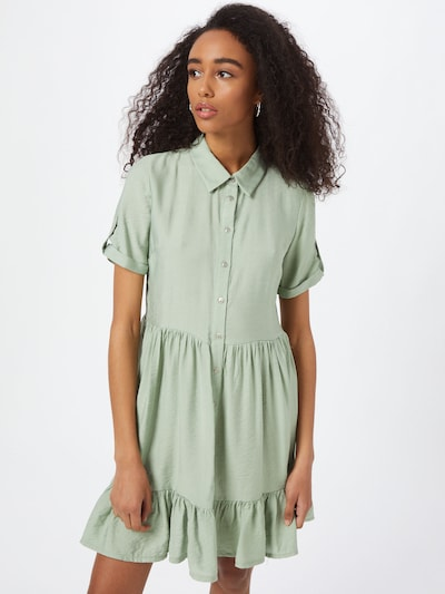 Trendyol Blusenkleid in mint, Modelansicht