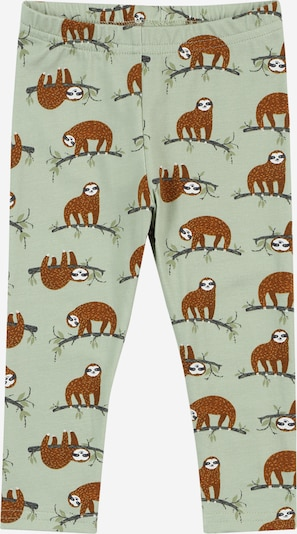 Fred's World by GREEN COTTON Trousers 'Sloth' in Mint / Mixed colours, Item view