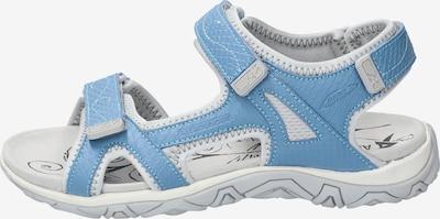 Allrounder Sandalen 'LARISA' in blau, Produktansicht