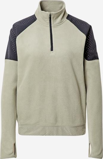 NIKE Camiseta deportiva en gris / caqui / negro, Vista del producto