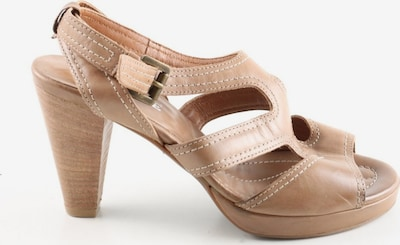 Maripå Sandals & High-Heeled Sandals in 38 in Brown, Item view