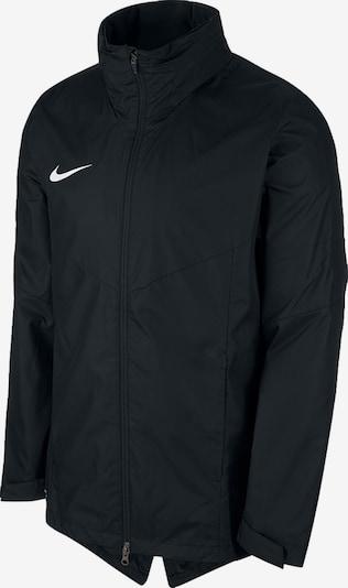 NIKE Jacke in schwarz / weiß, Produktansicht