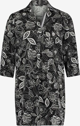 Betty Barclay Blouse in de kleur Zwart / Wit, Productweergave