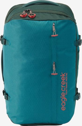 EAGLE CREEK Sportrucksack in petrol / orange, Produktansicht