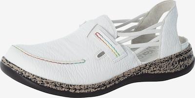 RIEKER Slipper in weiß, Produktansicht