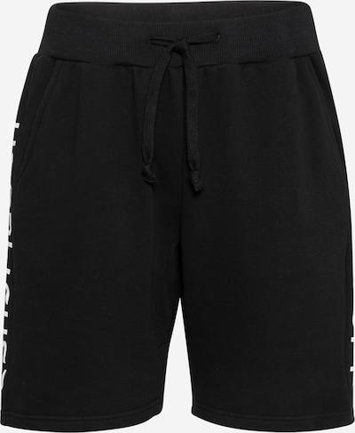 Pantaloni 'Kevin' Herrlicher pe negru / alb, Vizualizare produs
