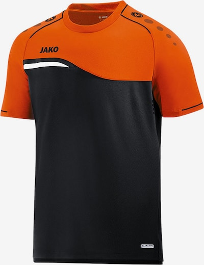JAKO T-Shirt in schwarz, Produktansicht
