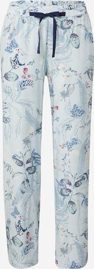 tengerészkék / világoskék / piros TRIUMPH Pizsama nadrágok, Termék nézet
