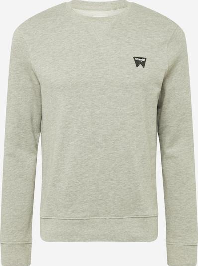 WRANGLER Sportisks džemperis pelēks, Preces skats