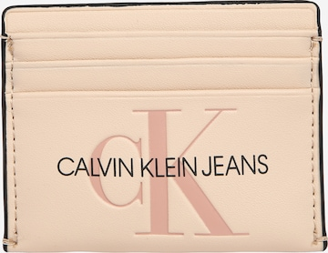 Porte-monnaies Calvin Klein Jeans en beige