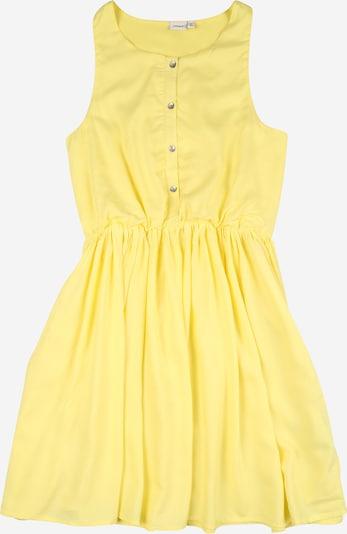 NAME IT Kleid in gelb, Produktansicht