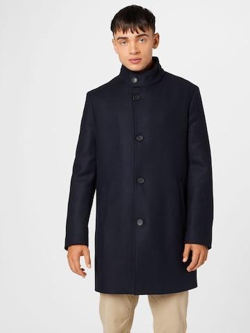 Manteau mi-saison 'CIHILTON' CINQUE en bleu