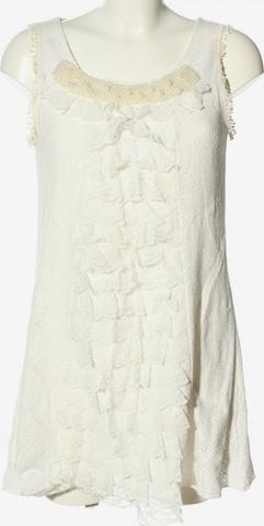Yumi Dress in M in Beige