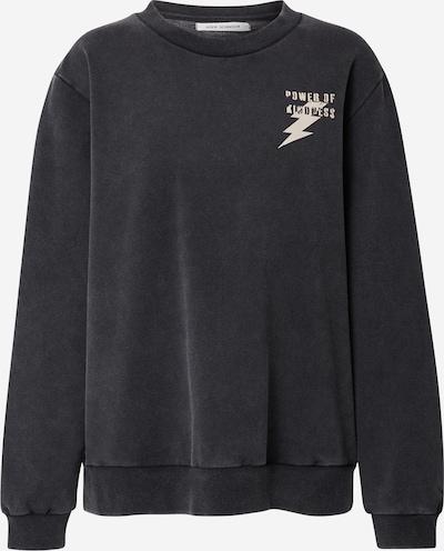 Sofie Schnoor Sweater majica u crna / bijela, Pregled proizvoda