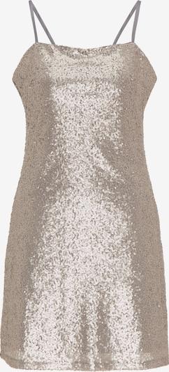 myMo at night Abendkleid in silber, Produktansicht