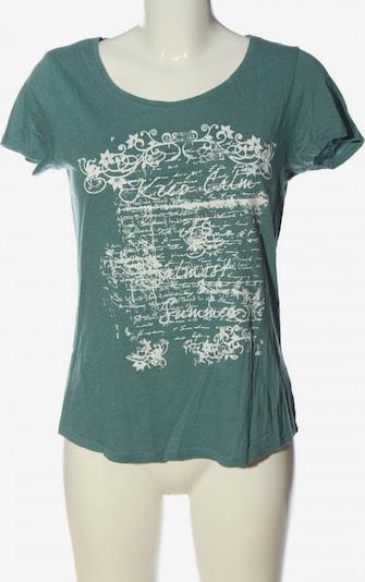 Anne L. Print-Shirt in S in grün / weiß, Produktansicht
