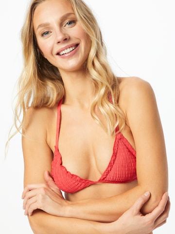 sarkans Pepe Jeans Bikini augšdaļa 'SUSAN'