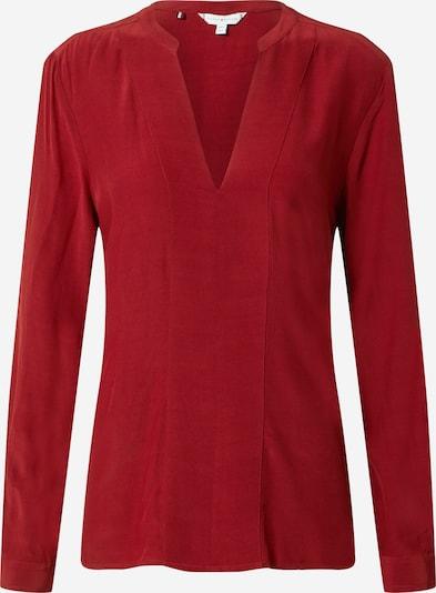 TOMMY HILFIGER Bluse in rot, Produktansicht