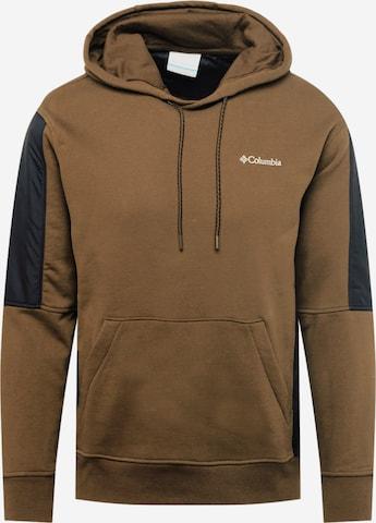 COLUMBIA Sport sweatshirt 'Minam' i grön
