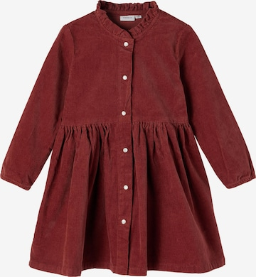 NAME IT Kleid 'Betrice' in Rot