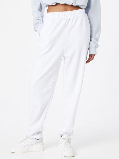 Cotton On Nohavice - biela, Model/-ka
