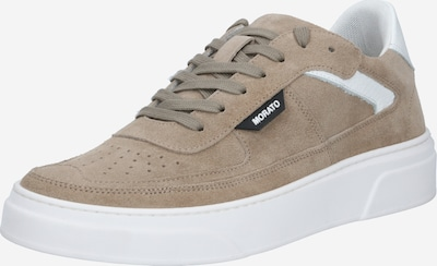 ANTONY MORATO Sneakers low 'BLINK' in Light brown / Off white, Item view