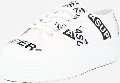 SUPERGA Nizke superge '2790' | črna / bela / naravno bela barva, Prikaz izdelka