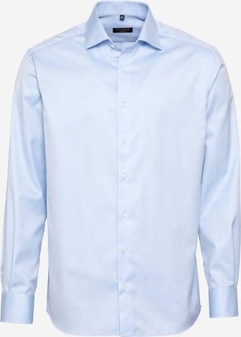 ETERNA Πουκάμισο για το γραφείο σε μπλε