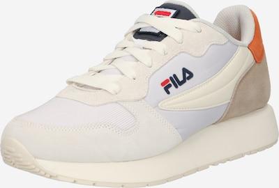 FILA Sneakers laag 'Retroque' in de kleur Beige / Crème / Sinaasappel, Productweergave