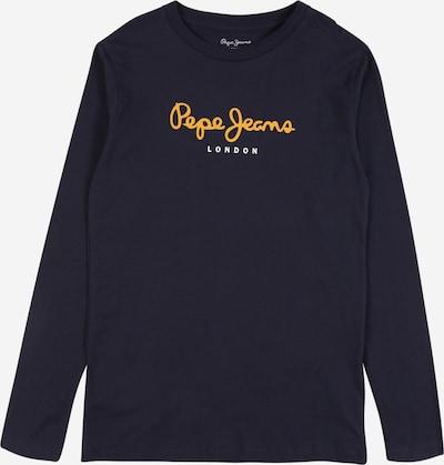 Pepe Jeans Shirt 'NEW HERMAN' in navy / gelb / weiß, Produktansicht